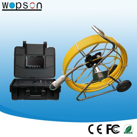 Pipe Sewer Inspection Camera for Underwater Video Pipe System pictures & photos