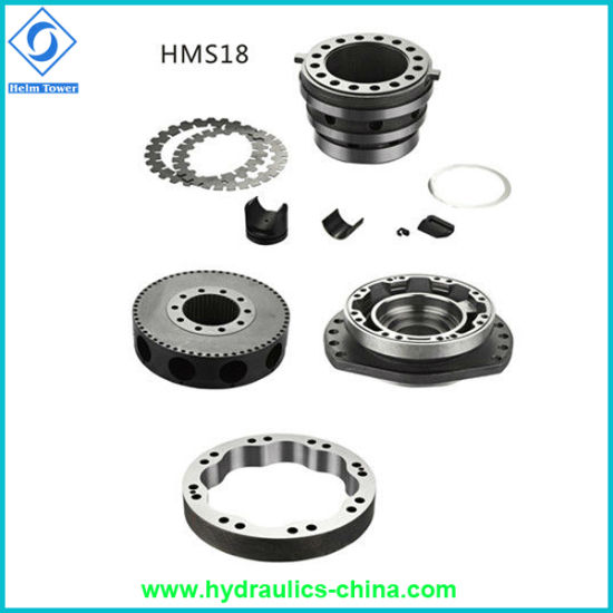 Poclain Ms Mse Series Ms02-125 Hydraulic Motor Spare Parts Stator Rotor Group Seal Kits Made in China