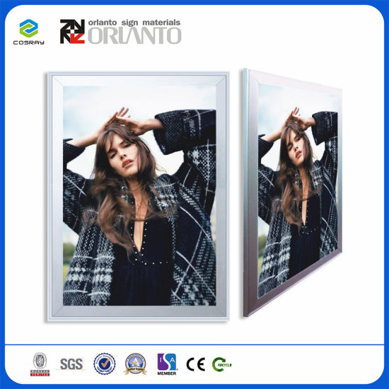 Acrylic Advertising Light Box pictures & photos