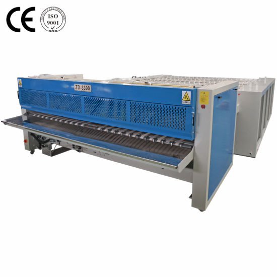 Industrial Laundry Equipment/Automatic Bed Sheet Folding Machine /Linen  Folder Machine