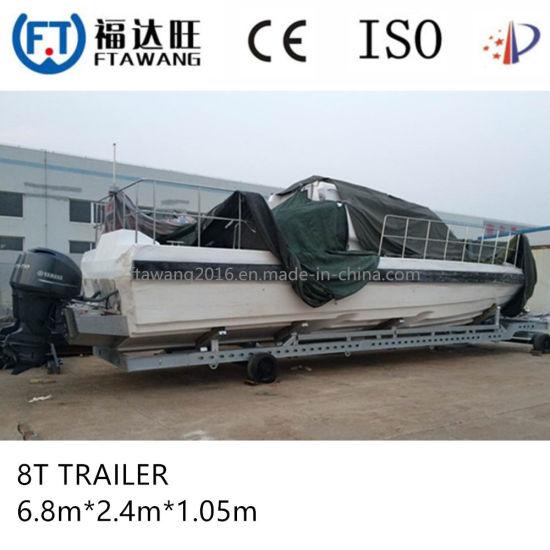 Galvanized Boat Trailer/Jetski Trailer/Yacht Trailer for Sale
