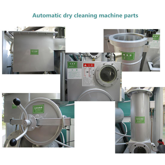 Commercial Laundry Equipment Perc Dry Cleaning Machine