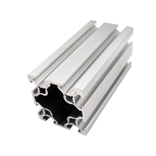 Profile Machine Assembly Line Aluminum Profiles 40X40 T Slot Aluminum  Profile