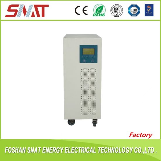 3kw Three Phases Frequency Inverter for Solar Power Supply pictures & photos