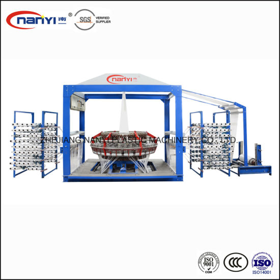 Plastic PP Woven Bag Circular Loom Weaving Machine Knitting Machine pictures & photos