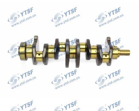 High Quality Truck Parts Gw2.8tc Crankshaft