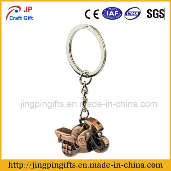 2016 Custom Wholesale Promotion Fashion Metal Helmet Key Chain pictures & photos