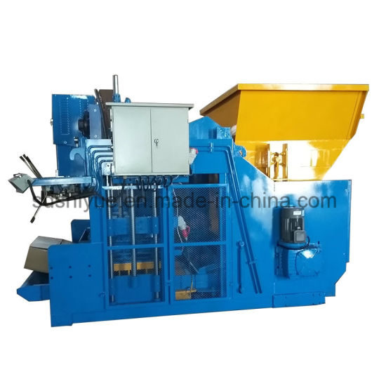 Qmy10-15 Automatic Egg Laying Concrete Hollow Block Machine pictures & photos