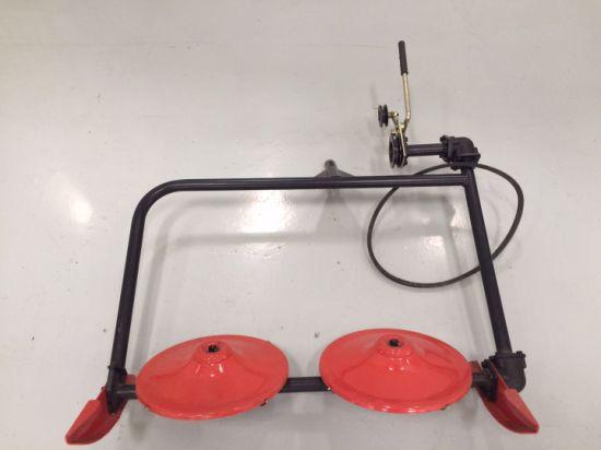 Power Tiller Cultivator with Mower Cutter