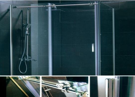 Stainless Steel Rollers for Shower Sliding Doors