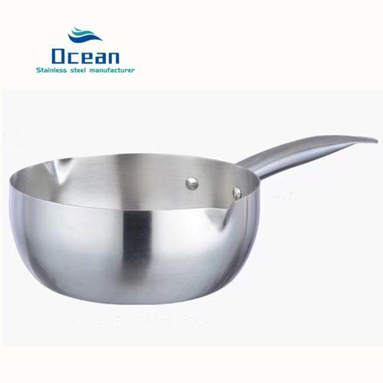 china 2018 new japanese snow pan milk pan china pan wok