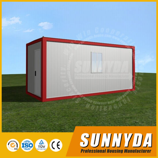 Standard 20FT Customized Container Homes with Flat Pack Solution