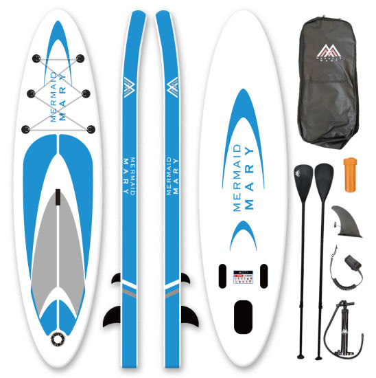 Stand up Paddle Board Surfing Board Inflatable Dropstitch Sea Kayak