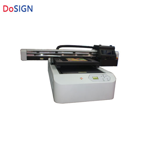 China Full Color Direct to Garment DTG Printer with White