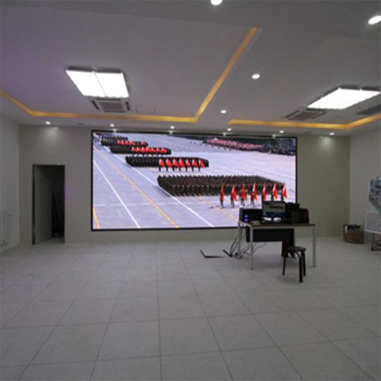 P1.5 Fine Pitch Ultra HD High Resolution LED Display Screen Video Wall Control Room Boards