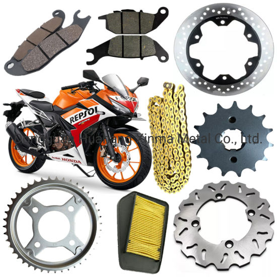 OEM Steel Aluminum Casting Factory Custom Made Motorcycle Body Parts