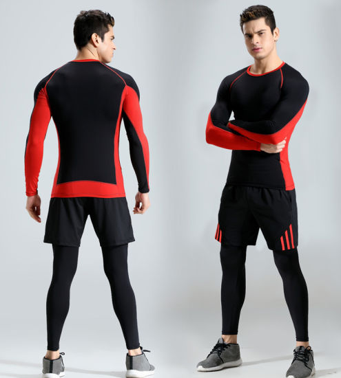100% Polyester Quick Dry Clothing for Gym