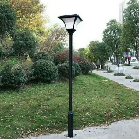 IP65 Energy Saving Lamp LED Outdoor Decoraction Lighting Solar Garden Lamp with LED Bulb Light pictures & photos