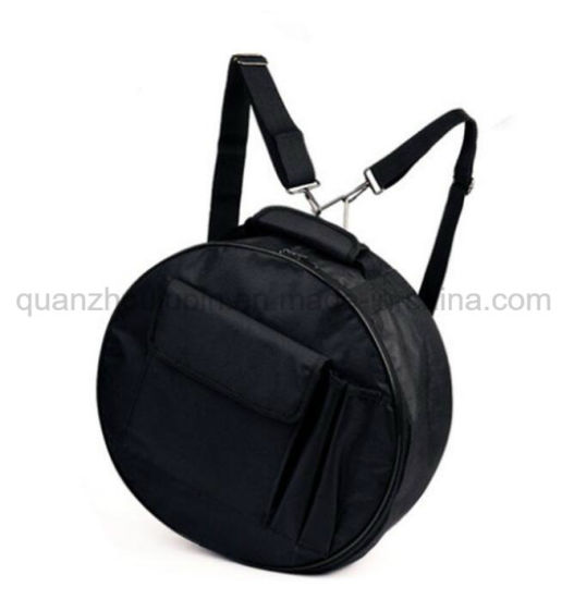 OEM Black Oxford Fabric Round Instrument Drum Bag pictures & photos