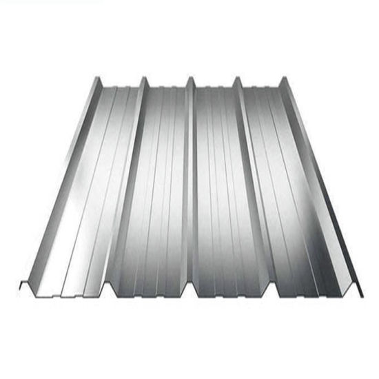 Aluzinc Roofing Sheet Corrugated Steel Galvalume Metal Roof Sheet
