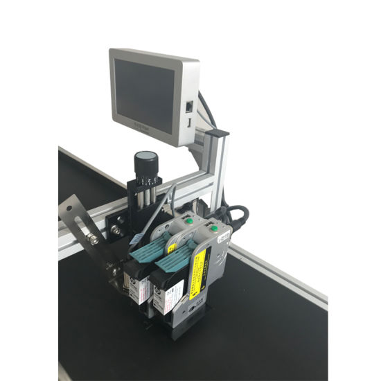 Ec Splendid Inkjet Printer/Inkjet Marking Machine for Personal Care, Medicine, Cosmetics and Building Material Market