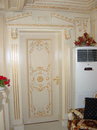 China 85040 Modern Home Decoration Polyurethane Frame Doorway ...