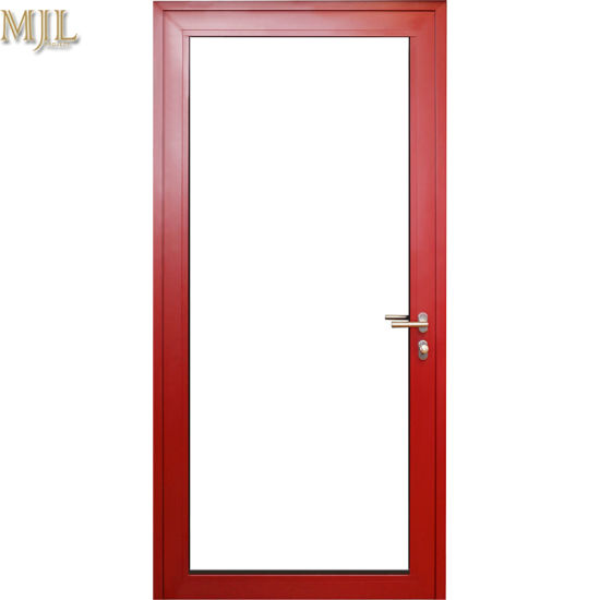 China Best Price Wooden Composite Aluminium Frames Designs Single ...