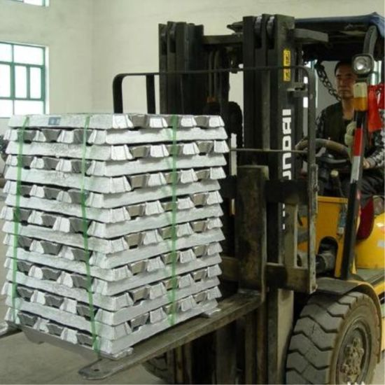 High Quality Aluminum Ingots From Chinese Factories
