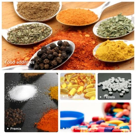 China High Quality Factory Supply Food Grade Food Additive Health