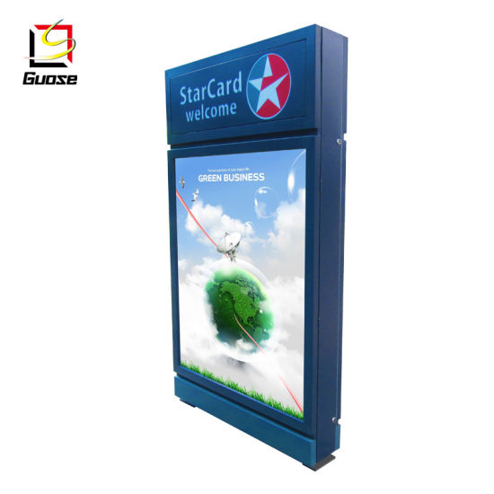 China Advertising Board Street Aluminum Snap Frame DIY Poster Color ...