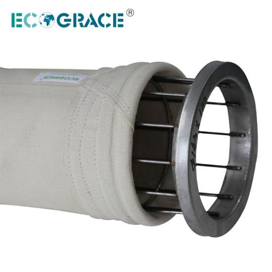 Industrial Dust Collector Filter Bag Nomex / PPS / PTFE / Fiberglass Filter