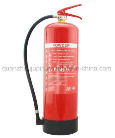 OEM Hot Sale ABC Dry Powder Fire Extinguisher pictures & photos