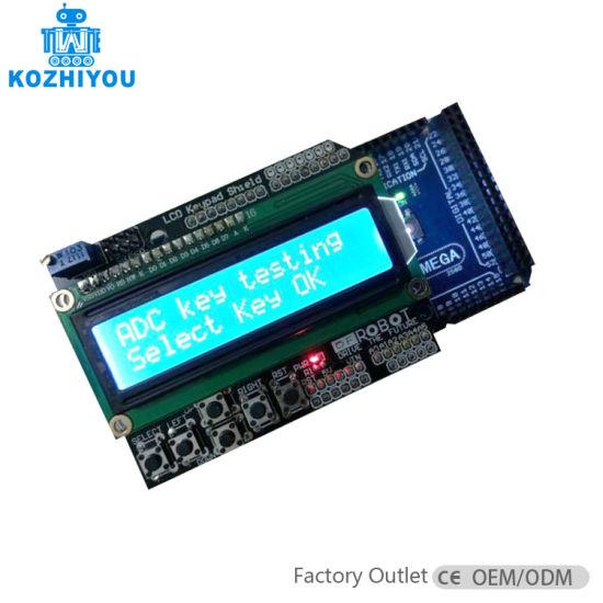 Keypad Shield 1602 LCD For Arduino MEGA 2560 1280 UNO R3