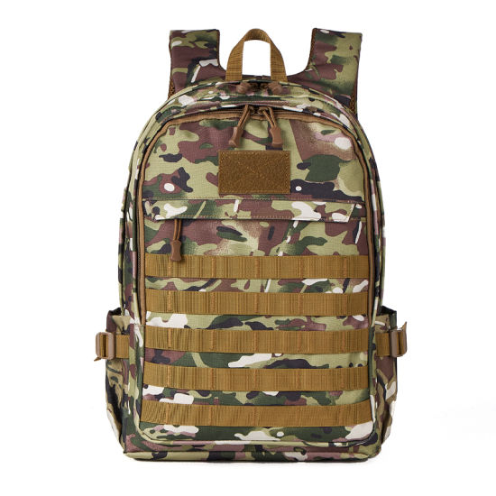 Four Color Outdoor Military Backpack Rucksack for Airsoft Tactical