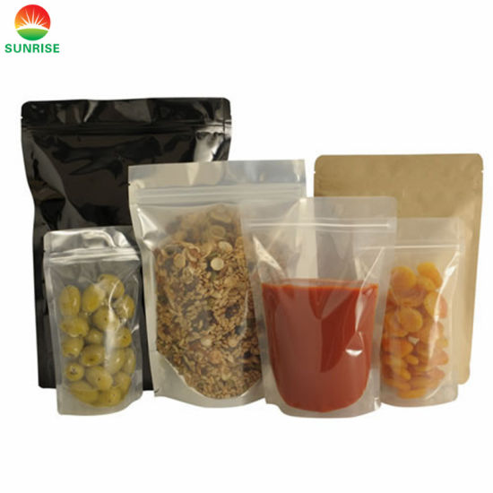Clear//Silver//Silver Stand Up Mylar Zip Lock Resealable Pouches Variety QTY Sizes