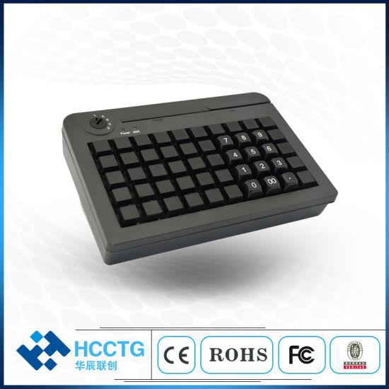 50keys USB Mechanical Programmable POS Keyboard (KB50)
