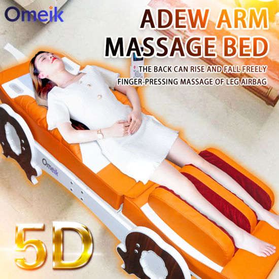 Factory Wholesale Cheaper Body Application Warm Jade Massage Bed for Relex