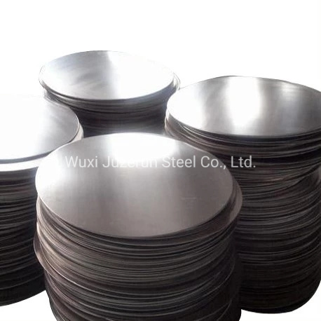 Stainless Steel Sheets AISI 304 430 443 439 301 316L 201 Grade Stainless Steel Circle pictures & photos