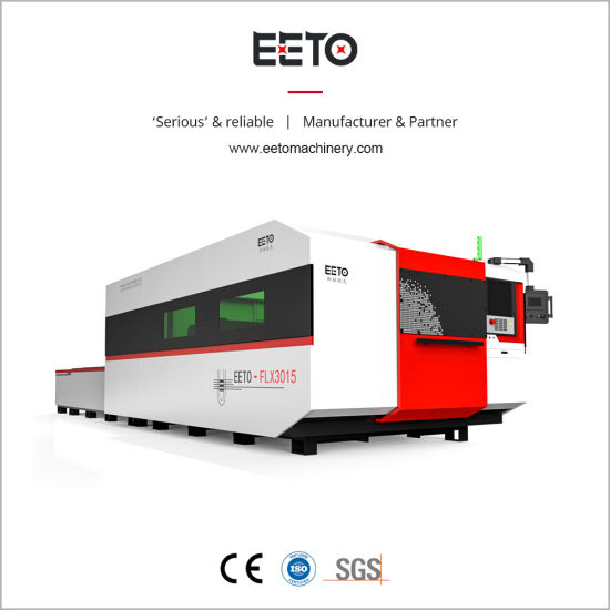 1500W High Precision Fiber Laser Cutting Machine for Metal Cutter pictures & photos