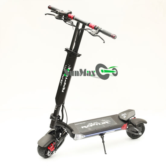 Fast Charge Strong Power Double Motors E Scooter