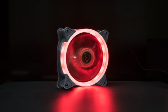 Ll Series Ll120 RGB 120mm Dual Light Loop RGB LED PWM Fan 3 Fan Pack with Lighting Node PRO