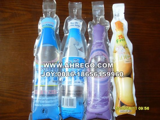 Juice Filling Packaging Machine pictures & photos