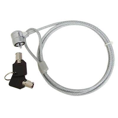Good Security Notebook Computer Cable Lock Mechanical Code Combination Cable Laptop Lock with Master Key