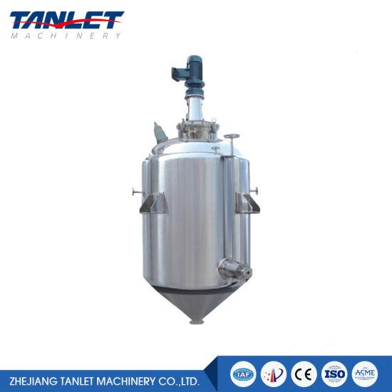 Ethanol Alcohol Sedimentation Tank Precipitation Tank Mixing Tank Depositin Tank