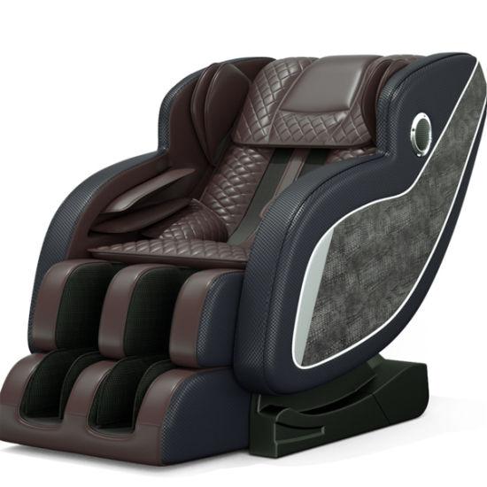 Latest SL-Track Zero Gravity Home Shiatsu Electric Massage Chair
