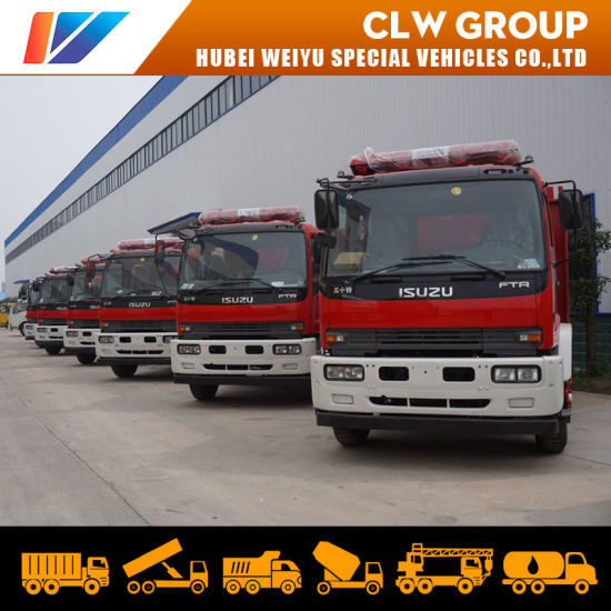 Factory Direct Sale 2000L-3000liters Small Water Fire Engine Vehicle 2-3cbm 2t 3t Fire Fighting Truck to Cambodia