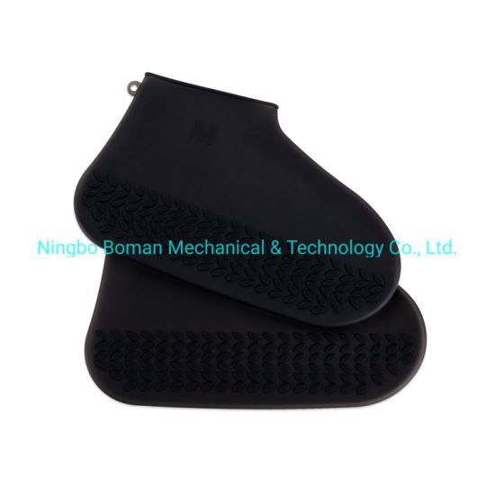Waterproof, Skid-Proof, Fashion Rain Boots, Silicone Shoe Cover
