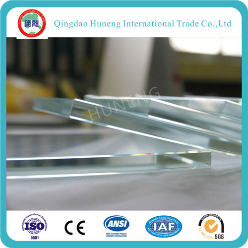 3-19mm Low Iron Glass /Ultra Clear Float Glass pictures & photos