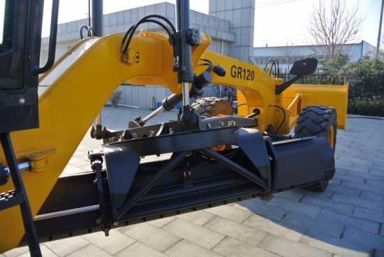 2017 Eougem Caise Gr120 Medium-Seize Best Quality 115HP Laser Motor Grader pictures & photos