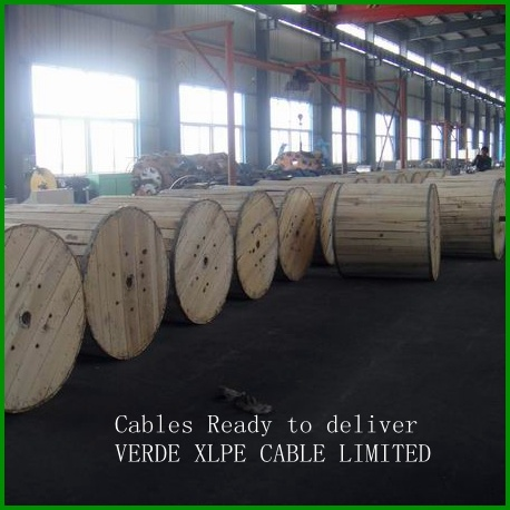 0.6/1kv PVC Insulated Electrical Wire Cable pictures & photos